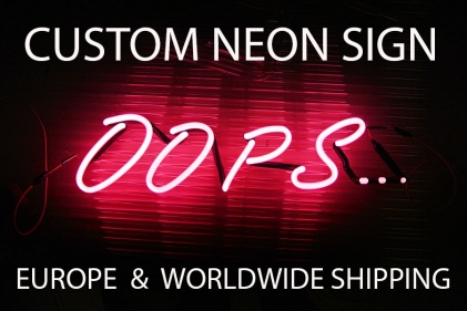 Neon signs production and export - Neon Vision Ltd